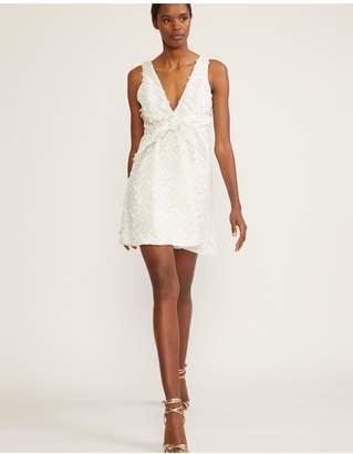 Cynthia Rowley Cynthia Rowley   Romy Lace Babydoll Dress   L   White