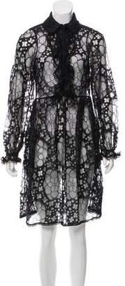 Chloé Sheer Lace Dress w/ Tags