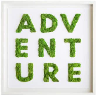 Oliver Gal The Artist Co. 'Adventure Moss' Live Art