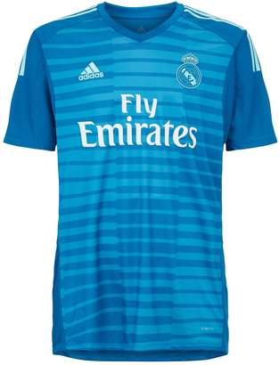 adidas Real Madrid Away Goalkeeper Shirt