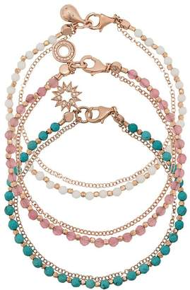 Astley Clarke Fair Weather bracelet stack