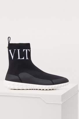 Valentino VLTN sock-sneakers