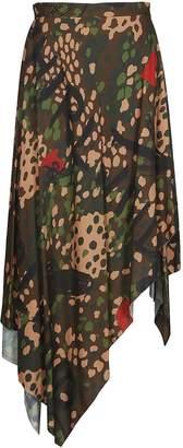 Vivienne Westwood Printed Skirt