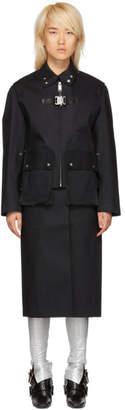 MACKINTOSH Alyx Black Edition Formal Coat