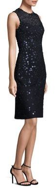 Jenny Packham Sequin Embellished Dress $3,850 thestylecure.com