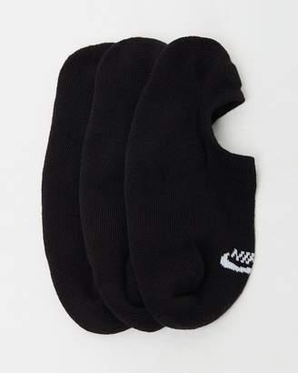Nike 3-Pack Sportswear Footie Socks