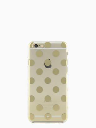 Kate Spade IPHONE CASES le pavillion clear iphone 6 case