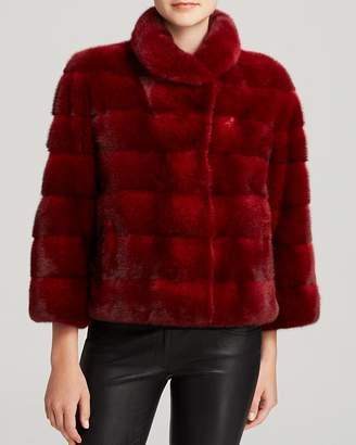 Maximilian Furs Maximilian Mink Jacket - 100% Exclusive