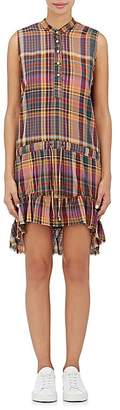NSF Women's Lilith Plaid Cotton Flannel Dress