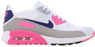 Air Max 90 Ultra 2.0 Flyknit Sneakers $158 thestylecure.com