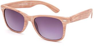 BLUE CROWN Woodie Wayfarer Kids Sunglasses