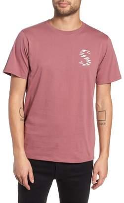 Saturdays NYC Ripple Graphic T-Shirt