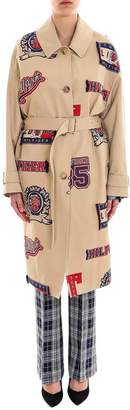 Tommy Hilfiger (トミー ヒルフィガー) - Tommy Hilfiger Letterman Coat Trench