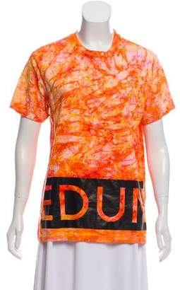 Edun Tie-Dye Graphic Top