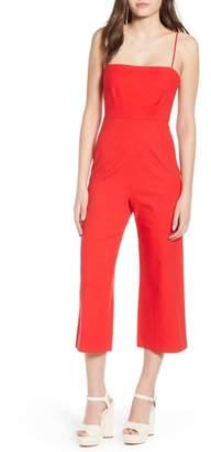ASTR the Label Crop Jumpsuit