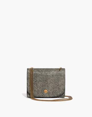 Madewell The Chain Crossbody in Calf Hair