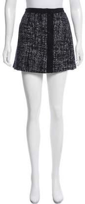 A.L.C. Wool-Blend Mini Skirt w/ Tags