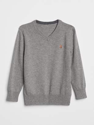 Gap Brannan Bear V-Neck Sweater