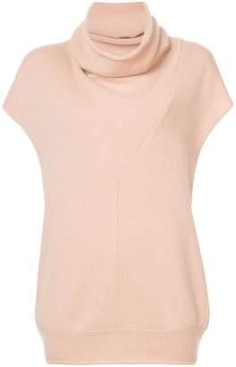 Chloé cashmere tabard sweater