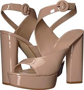 GUESS Women's MAKENNA2 Heeled Sandal