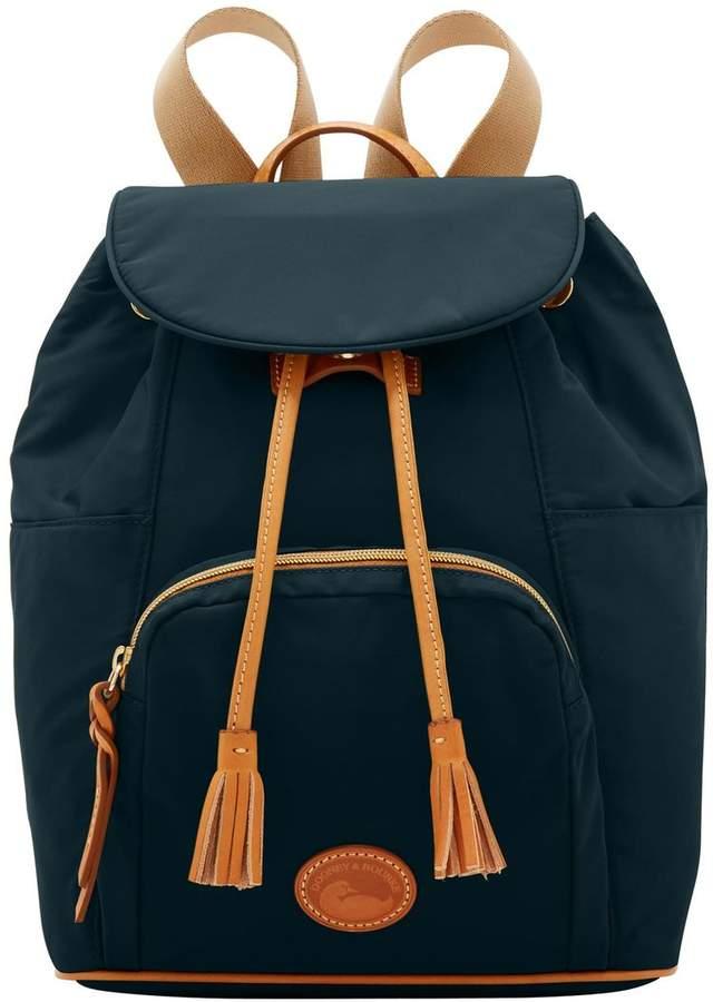 Dooney & Bourke Miramar Large Murphy Backpack - BLACK - STYLE