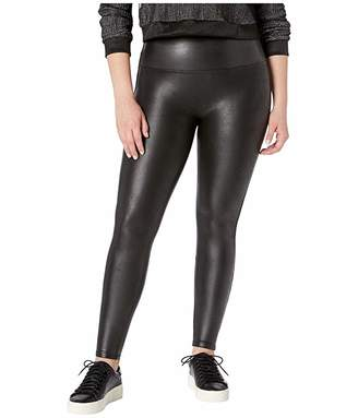1a3ea8984f76f Spanx Plus Size Faux Leather Petite Leggings