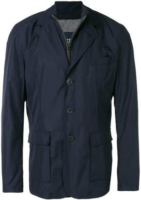 Herno casual buttoned blazer