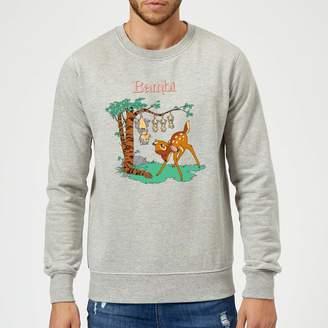 07e2d9c4e8f57 Disney Bambi Tilted Up Sweatshirt