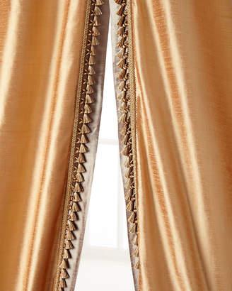 "Dian Austin Couture Home Two 52""W x 108""L Villa Di Como Curtains"