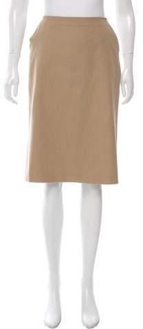 Max MaraMaxMara Knee-Length Pencil Skirt