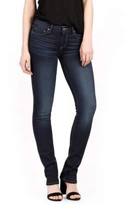 Paige Skyline Transcend Straight Jeans
