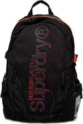 Superdry Men Two-Tone Tarp Backpack