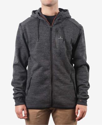 Rip Curl Men Departed Anti Series Dwr Hooded Jacket