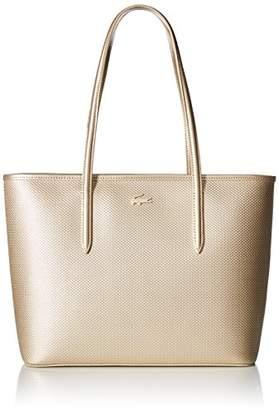 Lacoste Chantaco Holidays Medium Zip Shopping Bag