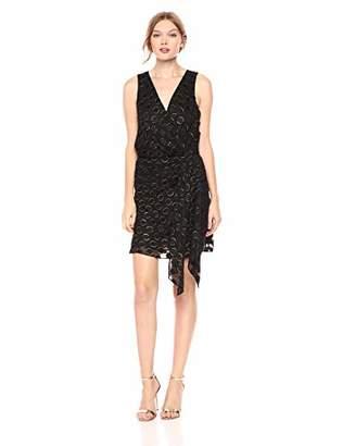 Ramy Brook Women's Desiree Patterned Mini Dress