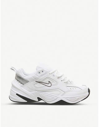 M2K Tekno leather trainers