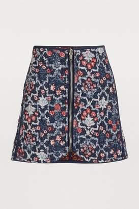 Etoile Isabel Marant Marily linen skirt