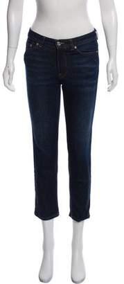 Acne Studios Row Five Mid-Rise Jeans