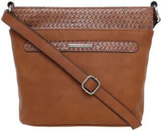 Basque Jess Zip Top Crossbody Bag BHK031