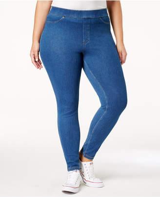 Hue Women's Original Jean Plus Leggings