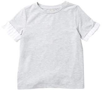 HABITUAL GIRL Isla Short Sleeve Top (Big Girls)