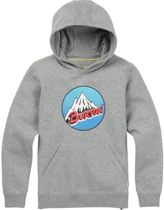 Burton Retro Mountain Pullover Hoodie - Boys'