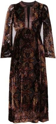 Etro printed dress