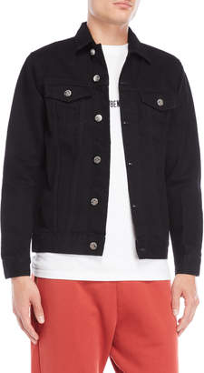 Han Kjobenhavn Black Base Denim Jacket