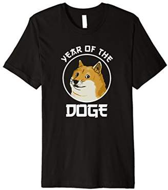 Year of the Doge! Funny Chinese New Year 2018 Tee