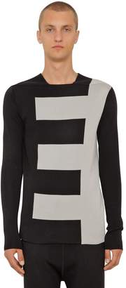 Rick Owens Silk Knit Sweater