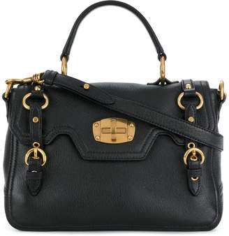 Miu Miu top handle tote bag