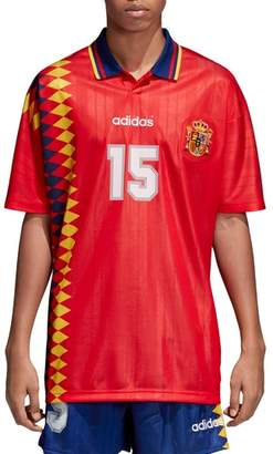 adidas Original Spain 1994 Soccer Jersey