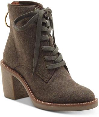 Lucky Brand Borelis Booties Women Shoes