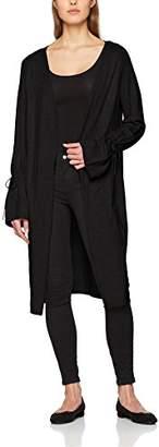 Only Women's Onlbelina L/s Long KNT Cardigan,(Manufacturer Size: Large)